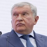 Rosneft's Sechin says no watershed in oil market, US shale oil a risk