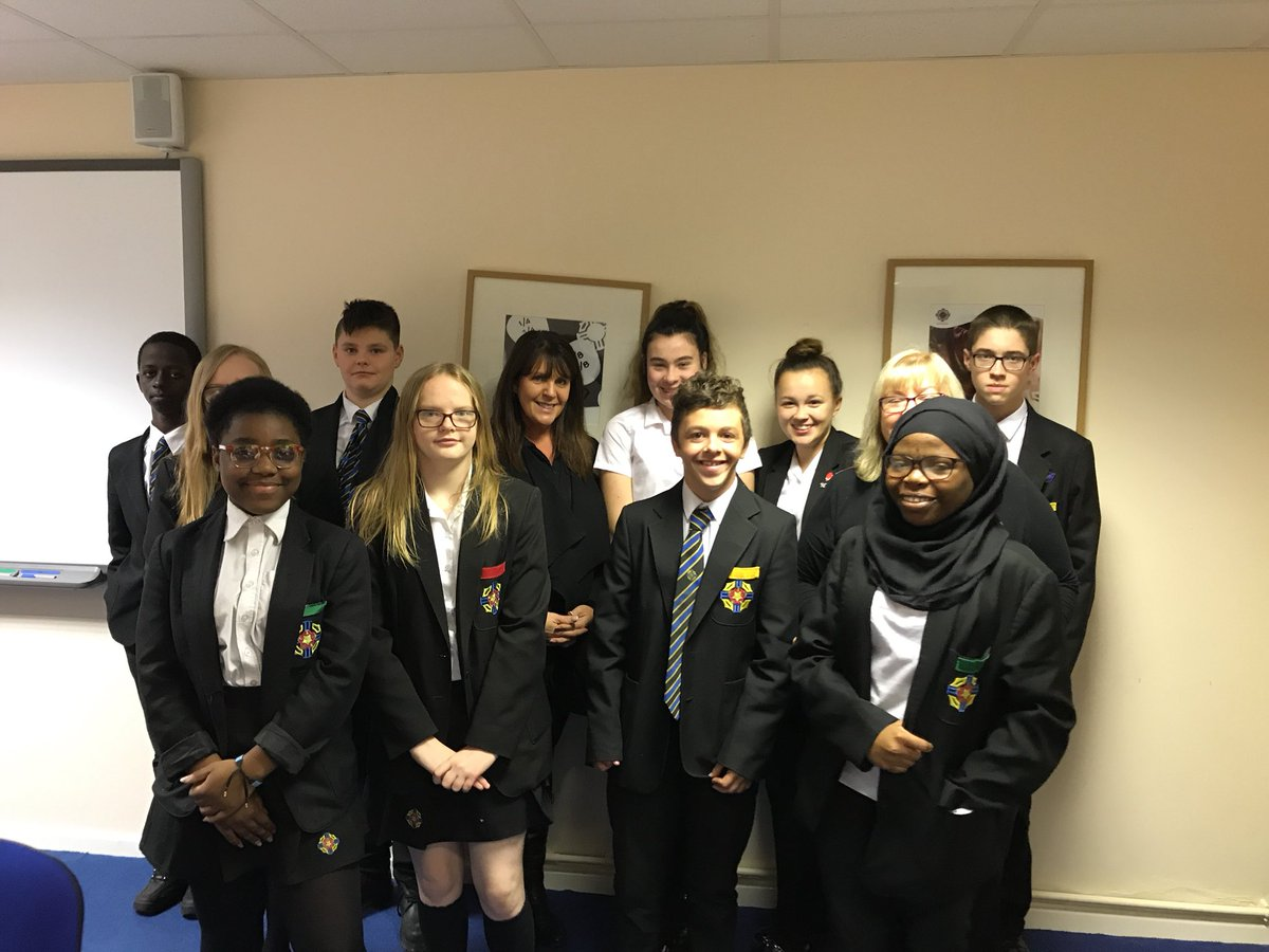 test Twitter Media - A big thank you to Helen for coming in to speak to the COPE group about the working world and being a cabin crew member! https://t.co/zDLJaiObrh