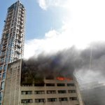 Fire at Kolkata high-rise brought under control, SBI office gutted