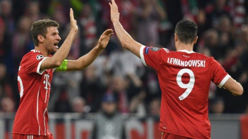 Bayern down Celtic on Heynckes' Champions League return