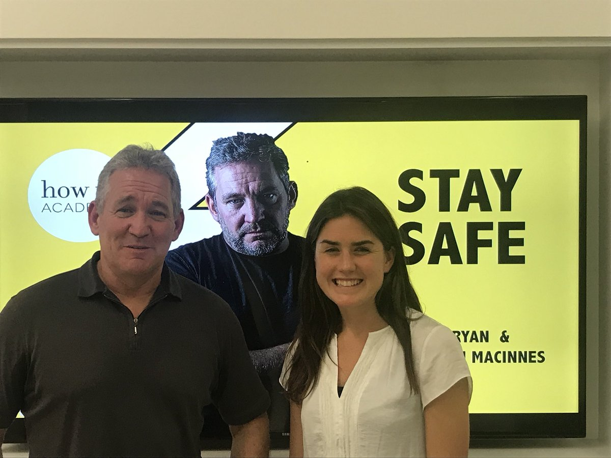 test Twitter Media - A huge thank you to @exSASChrisRyan and @hannahmacin for last night, great advice on how to stay safe & some moving stories on the past. https://t.co/I18WniaJV3