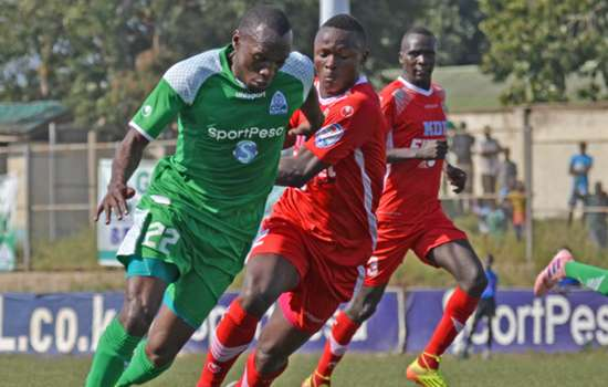 Ulinzi Stars v Gor Mahia KPL match changes venue