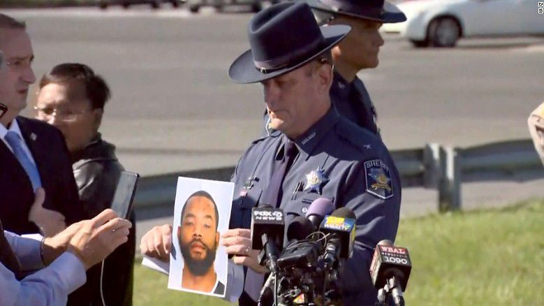 Suspect in 6 shootings in Maryland, Delaware, caught