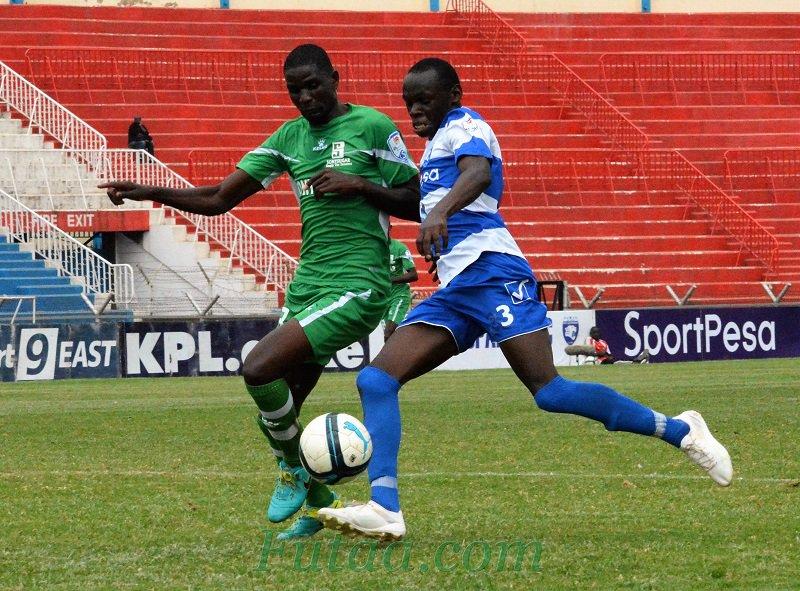 Nakumatt attacker wishes AFC Leopards good luck ahead of final