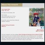 Trump biographer, Chicago Art Institute say Trump Renoir painting not real