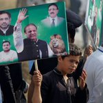 Pakistani anti-corruption court indicts ousted PM Sharif and his daughter