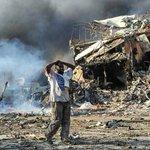 Somali president vows war on Al-Shabaab after devastating bomb
