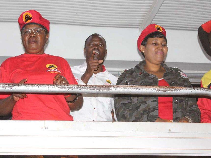 Jubilee to 'fire' CJ Maraga after Uhuru wins, tame courts - MPs