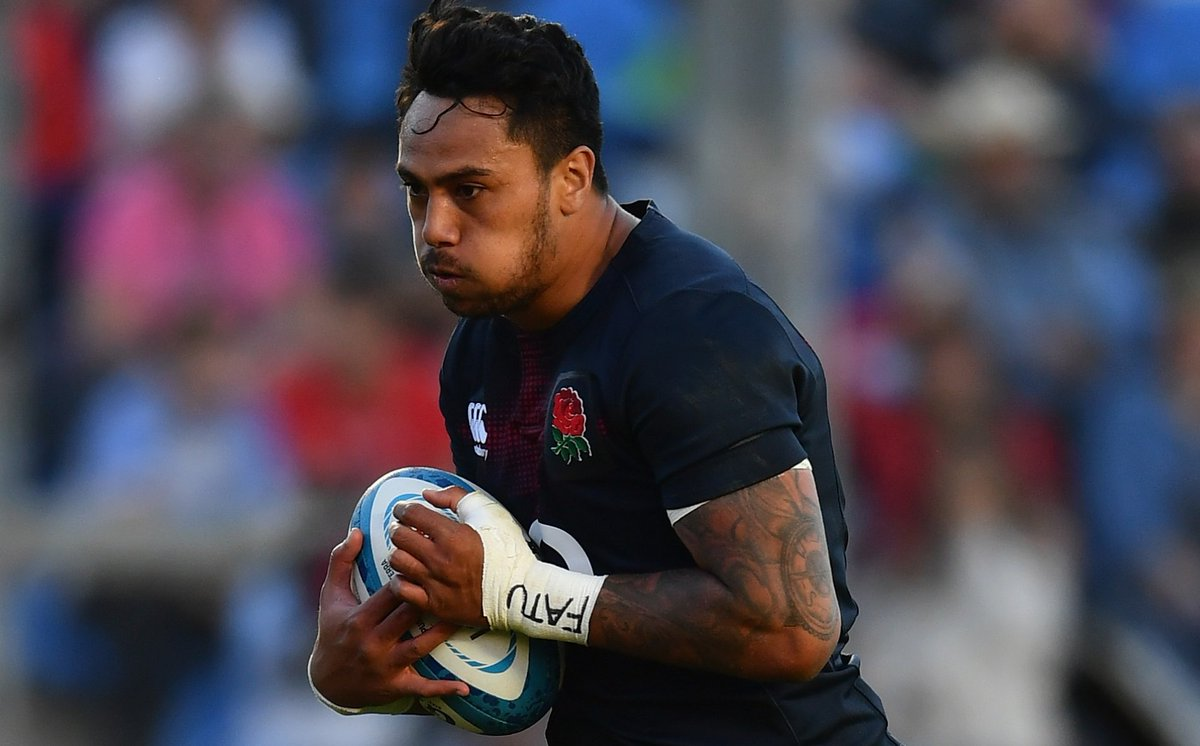 test Twitter Media - Sale winger Denny Solomona believes he will get another chance with England if he keeps up his club form.  Agree?  ➡ https://t.co/6fjbC76Uc6 https://t.co/KKIRX52N5H