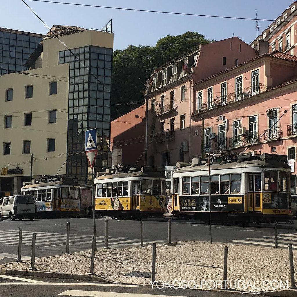 test ツイッターメディア - しばらく来ないと思ったら、まとめて3-4台来るときもあります。 #リスボン #ポルトガル https://t.co/MCZ501TIdV
