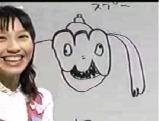 test ツイッターメディア - @pontakumi1999 しょうこお姉さんくらい画伯になりたいです。 https://t.co/aq5KATlDUA