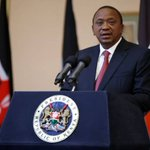 Kenya president snubs vote crisis meeting, presses ahead with campaign