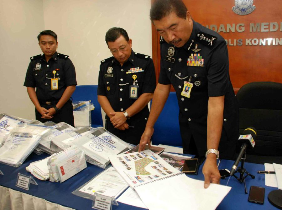 Police nabs project manager over alleged investment scam