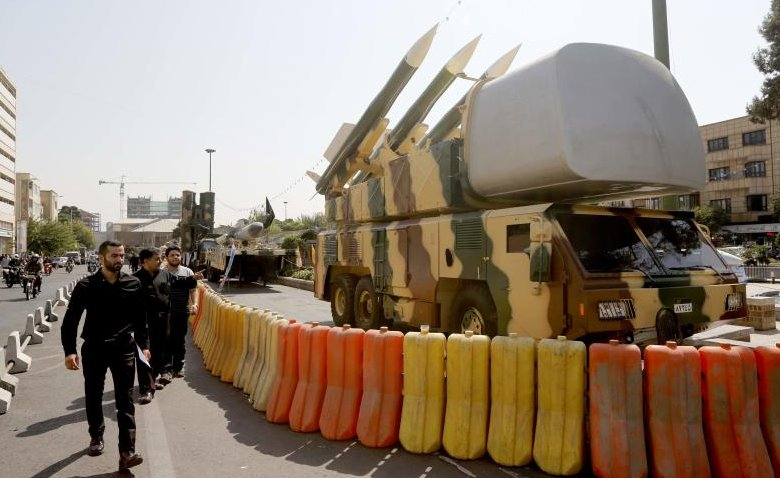 Iran's Guards say missile programme will accelerate despite pressure from US, EU