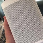 The Sonos One is the best speaker that has Amazon Alexa built-in