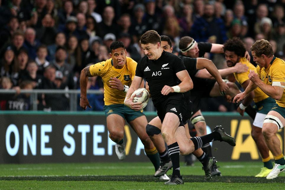 test Twitter Media - Can the @AllBlacks extend their lead at the top of the World Rugby rankings with this key player missing?  Read ➡️ https://t.co/vVXaaSj8JK https://t.co/nJiA0biOB4
