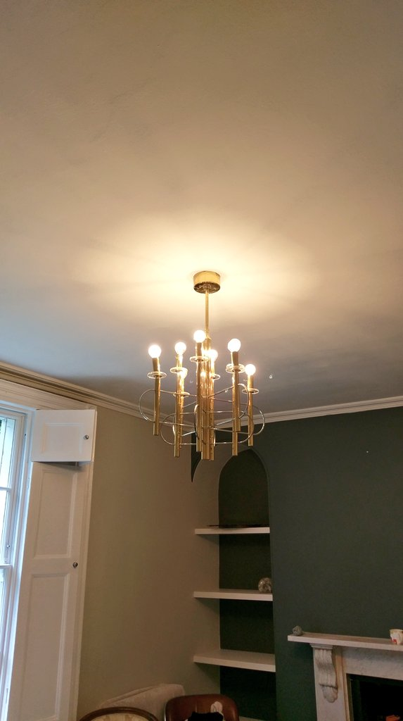 test Twitter Media - Installing some excellent chandeliers today for a client in @Widcombe_Bath Fantastic design and brightens up the room in more ways than one! https://t.co/yItiJntbYp