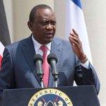 I have no business meeting IEBC and NASA- Uhuru