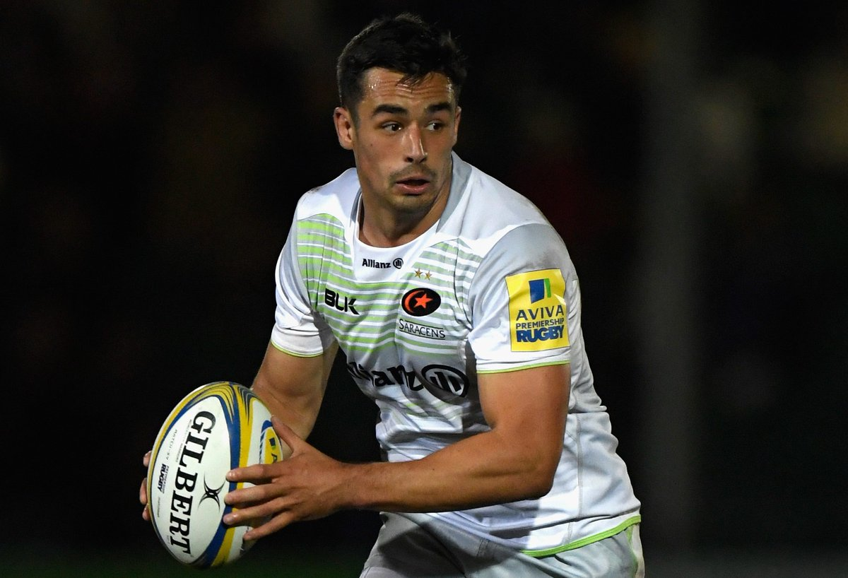 test Twitter Media - There were rumours he was going to leave.  But Saracens fly-half Alex Lozowski has signed a new deal. ✍  More: https://t.co/dzqKpn8v8H https://t.co/b0OIS2eFuB