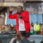 The only dialogue I can hold with Raila is on peace and unity - Uhuru