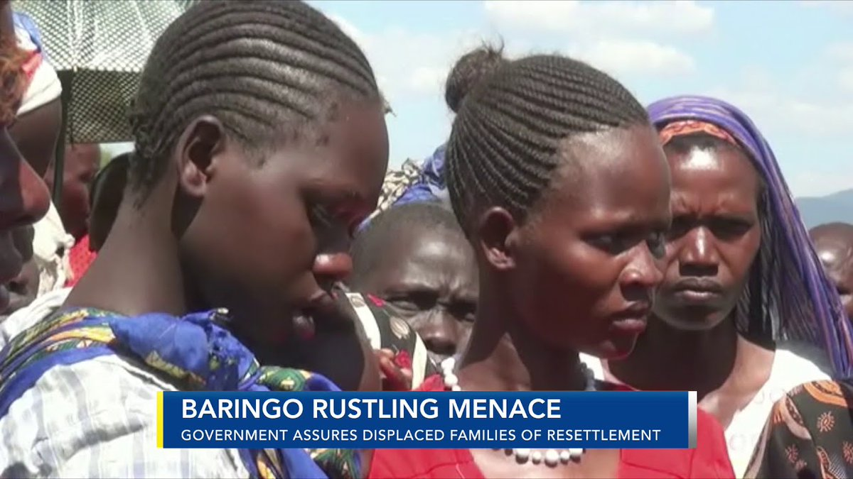 Government assures displaced families in Baringo of resettlement