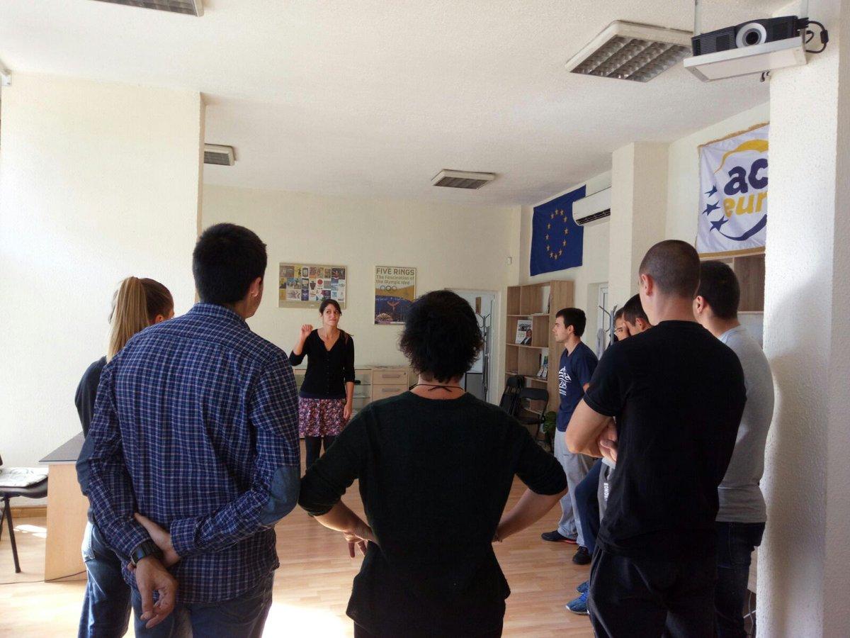 test Twitter Media - 📚🌎 Continuamos con las actividades del #MYTHProject del @EUErasmusPlus  en #Sofía de la mano de Aldana y Mireia. https://t.co/OFmW9zP3af