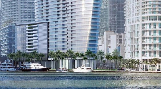 Aston Martin set to build luxury waterfront Miami tower