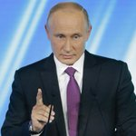 Putin says Russia will respond in kind if U.S. quits missile treaty