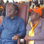 Raila's sister to be arrested anytime after court refused to protect her