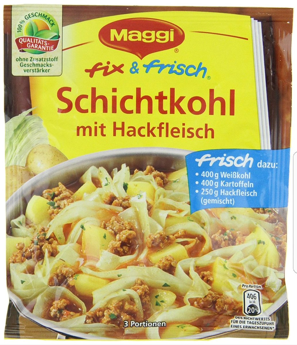 test Twitter Media - RT @bomelino: Maggi Fix Tüten, die man zu Guantanamera singen kann. https://t.co/O9nrSduM6a