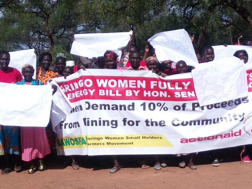 Residents protest exclusion as Tullow begins Kerio Valley oil exploration