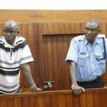 Cop held, three disarmed after Mombasa passenger shot dead