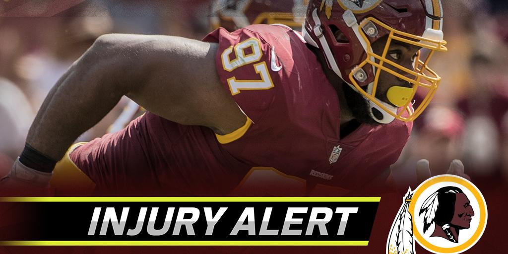 Redskins first-round pick Jonathan Allen (foot) to miss three months: https://t.co/UNhGpKEy5S https://t.co/XsH6b5sW3c