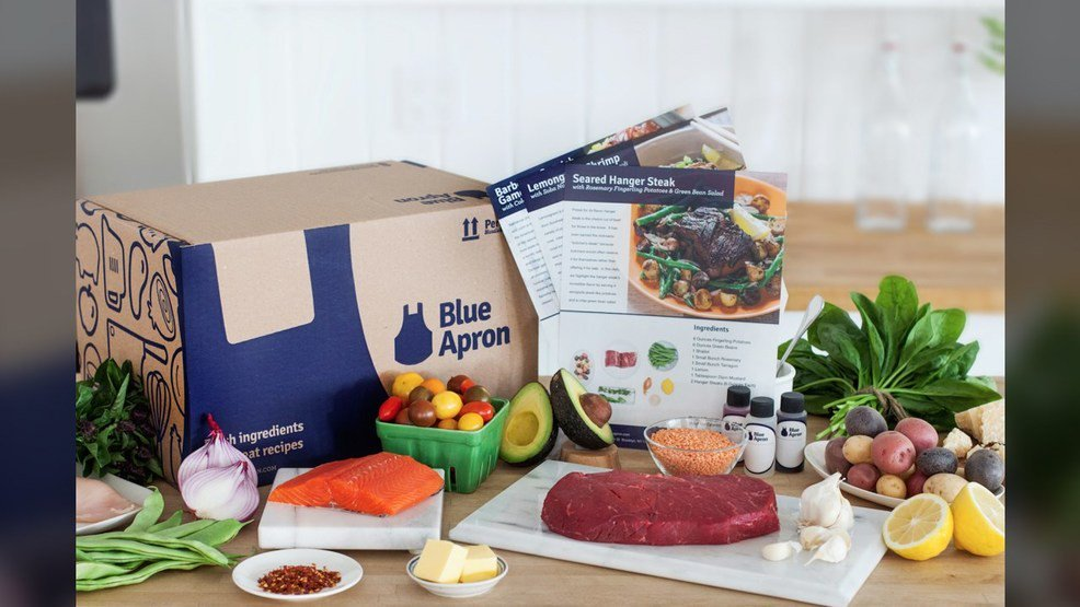 Meal-kit seller Blue Apron cuts about 320 jobs