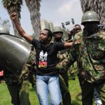 Boniface Mwangi to lead demos against killing of anti-IEBC protesters