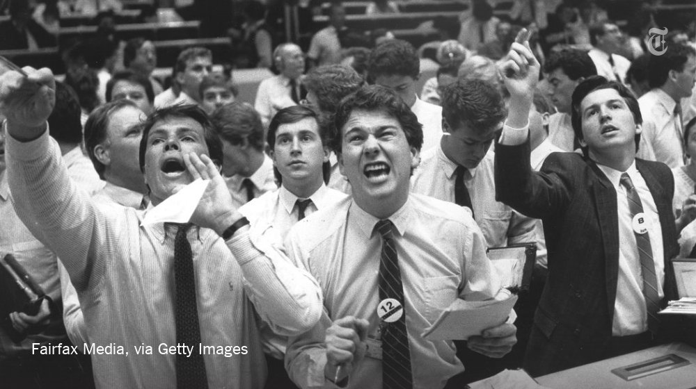 A stock market panic like 1987 could happen again, @RobertJShiller writes