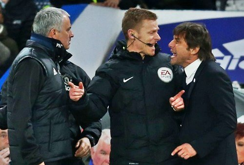 Chelsea Coach, Conte Blast Mourinho After 3-3 Champions LeagueDraw https://t.co/37REj6roef https://t.co/VTwsn9VW2i