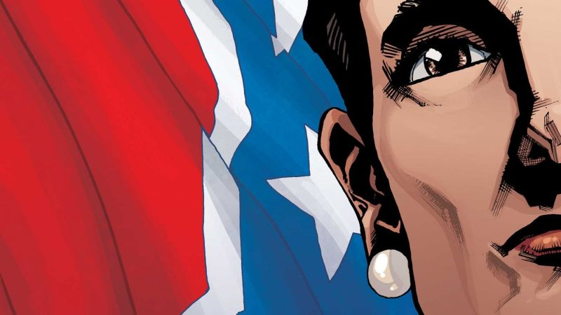 When a Confederate Superhero Thinks She's Right - https://t.co/wn4DEDehZ4 https://t.co/zgNEtPGliL