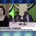 Kenyan election board member flees to US, alleging death threats