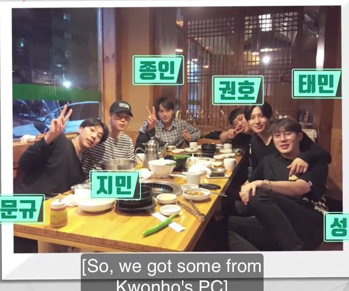 RT @TAEMdoku: Taemin, Kai & Moonkyu's unseen pictures from Kwonho's phone & pc 3 https://t.co/EjVgZXBeRg