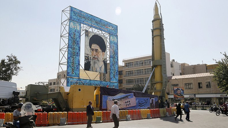 'Iran's ballistic missile program will expand' despite US pressure - Revolutionary Guards
