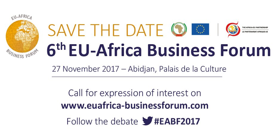 test Twitter Media - ⚠️ Call to participate at the 6th European EU‐Africa Business Forum! https://t.co/rh6DJhzCHz #EABF2017 Interested?👇👇 https://t.co/Zhg21gVDuh