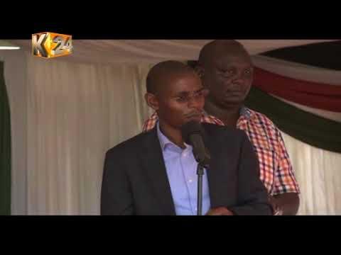 HELP ME WALK : First lady Margaret Kenyatta launches campaign in Makueni