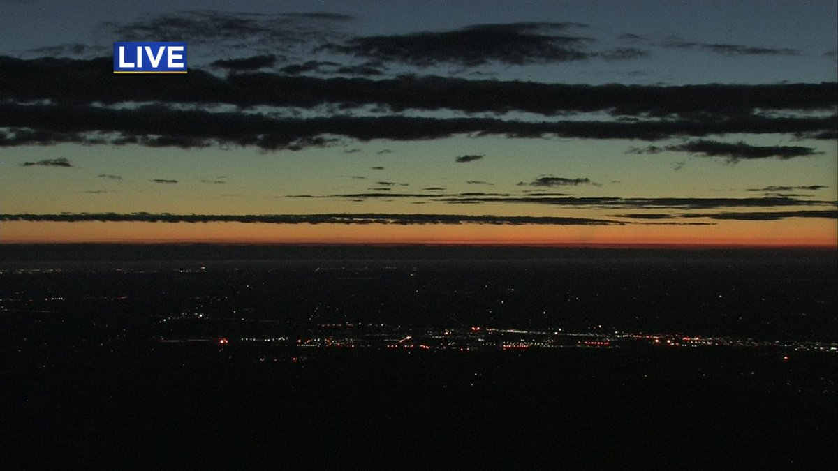 test Twitter Media - Our view before the sun rises. We see a break in the clouds as our #VacaCam shows us the skies East of the #BayArea @CBSSF https://t.co/IvtPOphzxL