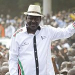 Raila concedes by leaving the race