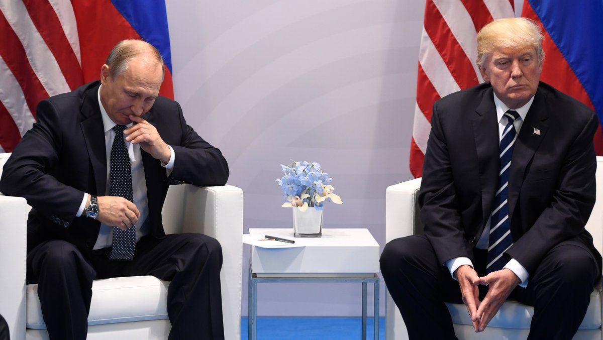 How Russia and Trump collusion would have worked, from first contact to Election Day