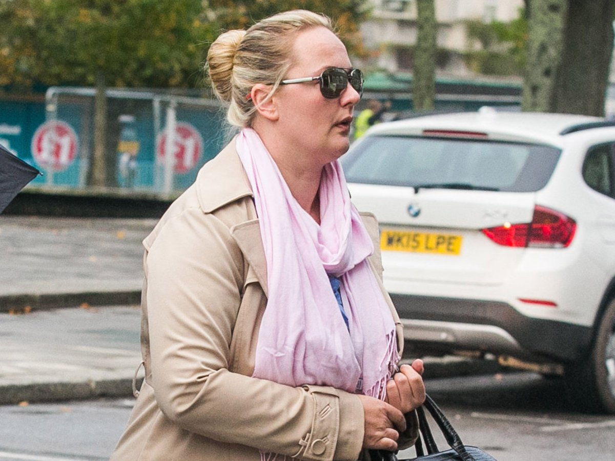 Royal Marine's wife poured kettle of boiling water over husband's new partner, court told