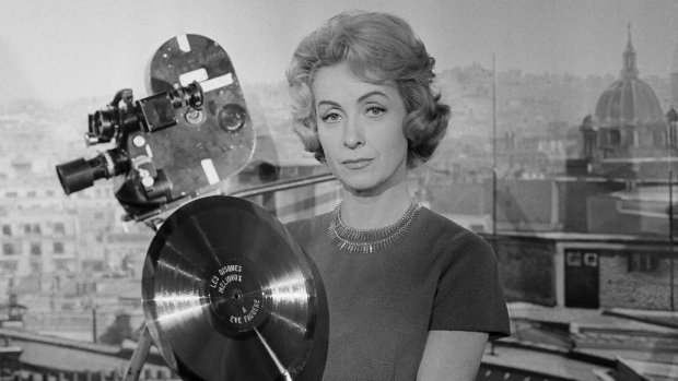 French actress Danielle Darrieux has died aged 100
