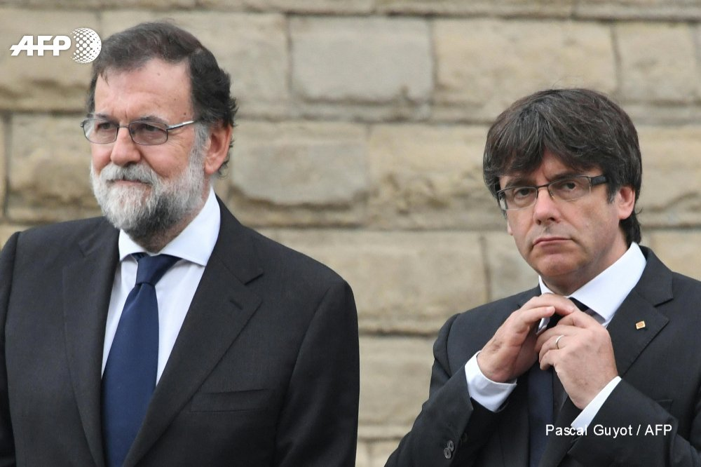 Key players in Catalan independence crisis