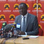 Jubilee sues Raila for defying Supreme Court on repeat election